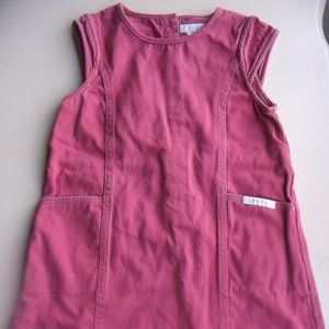 ROOTS Peach Jumper Girl Size 3T